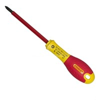 Κατσαβίδι Stanley FatMax® Σταυρού με μόνωση 75mm 0-65-414
