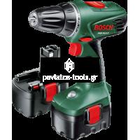 Δραπανοκατσάβιδο μπαταρίας Bosch PSR 14,4-2 2 ταχυτήτων με 2 μπαταρίες 0603951G01