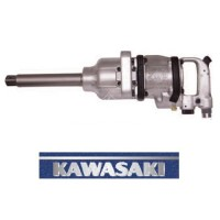 """Αερόκλειδο-Μπουλονόκλειδο Kawasaki 450SL 1""""326kgm με μακρύ άξονα 47923"""