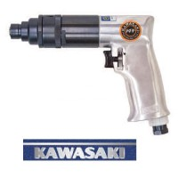 """Κατσαβίδι Αέρος Kawasaki 1/4""""(SD110Α)με εξωτερική ρύθμιση ροπής 47940"""