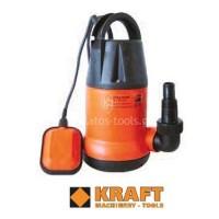 Υποβρύχια Αντλία ομβρίων υδάτων Kraft SP 550 43578
