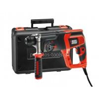Πιστολέτο SDS-PLUS 24mm - 800W/2.2J Black&Decker KD985KA