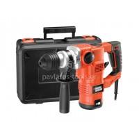 Πιστολέτο SDS-PLUS 1250W/3.5J Black&Decker KD1250K