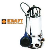 Υποβρύχια αντλία ακάθαρτων υδάτων Kraft inox SPD 900 X 43589