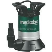 Υποβρύχια αντλία ομβρίων υδάτων Metabo TP6600 250W