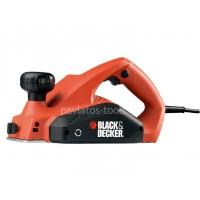 Πλάνη Black&Decker KW712 650W