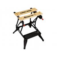 Πάγκος Εργασίας Black&Decker Workmate® με Δύο Ύψη WM536