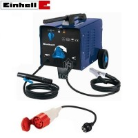Ηλεκτροκόλληση Einhell μονοφασική/τριφασική BT-EW 200 1549040