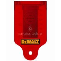 Κάρτα Στόχου για Λέιζερ Dewalt DE0730