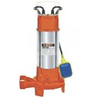Υποβρύχια αντλία λυμάτων με κοπτήρα inox Kraft KSC-1800 63551