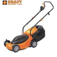 Ηλεκτρική μηχανή γκαζόν Kraft KLM 4015 1500W 69213