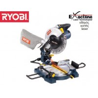 Φαλτσοπρίονο Ryobi ᴓ254mm 1400W EMS 1426 L 65202