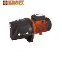 Αντλία επιφανείας Kraft αυτόματης αναρρόφησης KSP-100 L 1hp 63501