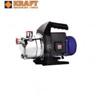 Αντλία επιφανείας Kraft αυτόματης αναρρόφησης inox SGP 1000X  1,5hp 43504