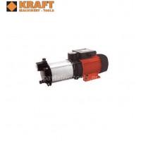 Αντλία επιφανείας φυγοκεντρική πολυβάθμια inox Kraft KMC 300 I 3hp 63520