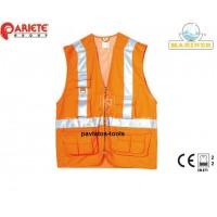 Φωσφορούχο γιλέκο εργασίας Ariete πορτοκαλί 13611071 725003