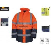 Μπουφάν Vizwell Hamburg πορτοκαλί VWJK05 725025-28