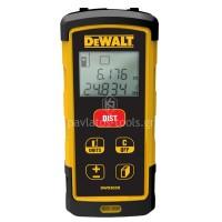 Μετρητής αποστάσεων λείζερ Dewalt 50m DW03050