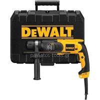 Πιστολέτο Dewalt SDS Plus 22χιλ. 650W D25013K