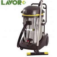 Ηλεκτρική σκούπα απορρόφησης για στερεά&υγρά Lavor Taurus IR03 με 3 μοτέρ 3x1200W 45810