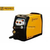 Ηλεκτροκόλληση Inverter σύρματος&ηλεκτροδίου (MIG/MMA) MIG 161 160A 65651