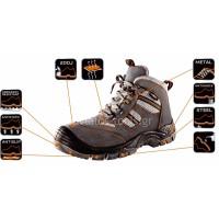 Παπούτσια εργασίας καστόρινα Neo Tools 415193