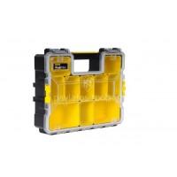 Επαγγελματική ταμπακιέρα Stanley FATMAX® με βάθος και πλαστικά κουμπώματα 1-97-521