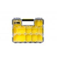 Επαγγελματική ταμπακιέρα Stanley FATMAX® ρηχή αδιάβροχη με μεταλλικά κουμπώματα 1-97-517