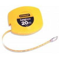 Μετροταινία Stanley κλειστού κελύφους από ατσάλι 20m 0-34-105