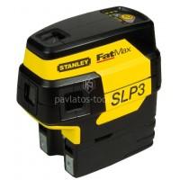 Αλφάδι Stanley laser κουκίδας φορητό 3 σημείων SLP3 1-77-318