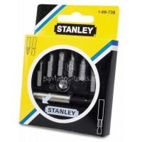 Σετ 7 μύτες Stanley με μαγνητικό αντάπτορα 1-68-738