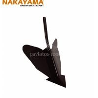 Αυλακωτήρας διπλός ρυθμιζόμενος Nakayama MB137