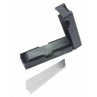 Σπαστή λάμα Stanley 18mm σετ 50 τεμαχίων 3-11-301