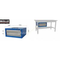 Συρταριέρα μεταλλική Bulle με δύο συρτάρια 66402