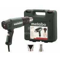 Πιστόλι Θερμού Αέρα Metabo HE 20-600 σετ 6.02060.50