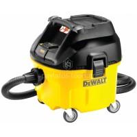 Dewalt DWV901L Ηλεκτρική σκούπα 30ltr 1400W