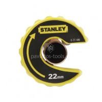Αυτόματος Κόφτης Σωληνών Stanley 22mm 0-70-446