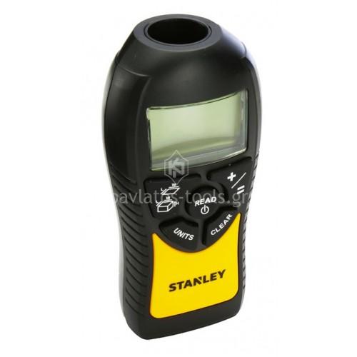 Εκτιμητής Αποστάσεων Stanley με υπερήχους INTELLIMEASURE™ 0-77-018