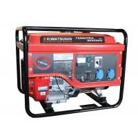 Γεννήτρια βενζίνης Kumatsu 7.5 KVA με AVR GB 6500  000051