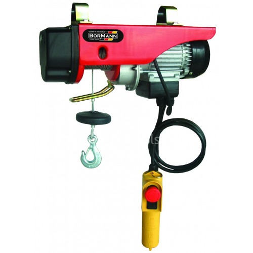 Ηλεκτρικό Παλάγκο Bormann 1600 Watt 500/1000kg BPA1018 020066