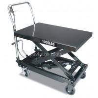 Ανυψωτικό υδραυλικό τραπέζι Bormann 135kg με πετάλι ποδιού BWR5035 011330