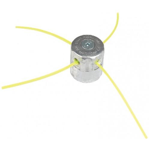 Κεφαλή μεσινέζας Nakayama αλουμινίου 4 εξόδων PB300 011774
