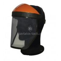 Μάσκα προστασίας Nakayama με σίτα επαγγελματική 018155
