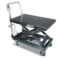 Ανυψωτικό υδραυλικό τραπέζι Bormann 300kg με πετάλι ποδιού BWR5073 013860