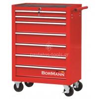 Εργαλειοφορέας Bormann με 7 συρτάρια BWR5088 014010
