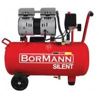 Αεροσυμπιεστής μονομπλόκ Bormann αθόρυβος χωρίς λάδι MY2400 014140