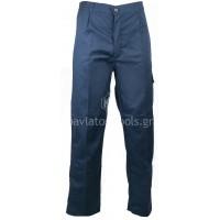 Παντελόνι εργασίας Bormann 65% polyester+35% βαμβακερό 245g/m2 015970-016007