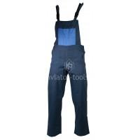 Φόρμα εργασίας Bormann με τιράντα 65% polyester+35% βαμβακερό 245g/m2 016014-016045