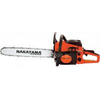 Αλυσοπρίονο βενζίνης Nakayama PC6500 4hp 55cm PC6500 017318