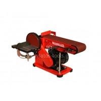 Ταινιολειαντήρας βάσης με τροχό λείανσης Bormann 375W BBS1500 018230